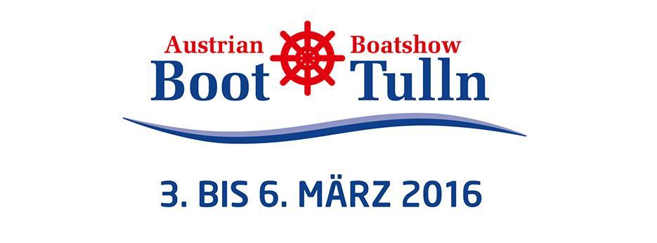 Austrian Boatshow | Boot Tulln 3. bis 6. März 2016